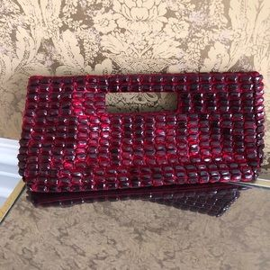 The Limited Scarlett Jeweled Bag